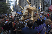 Occupying Wall Street--Rejecting the Golden Calf
